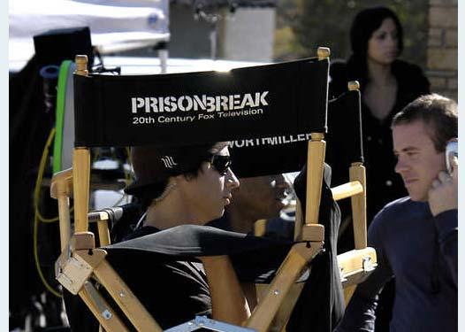 Skazany na śmierć - prison break